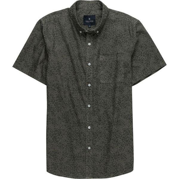 Roark Revival Well Worn Oxford Shirt