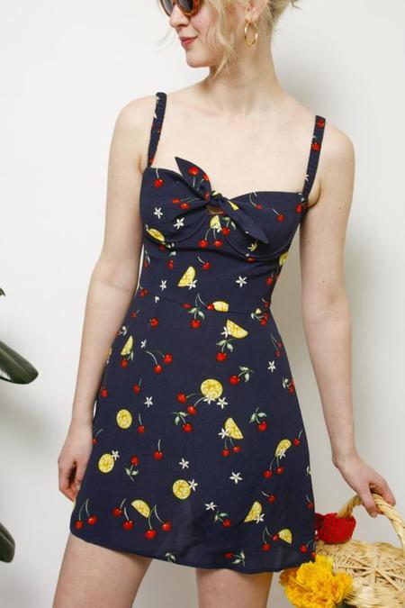 Capulet Gabby Mini Dress - Fruit Punch