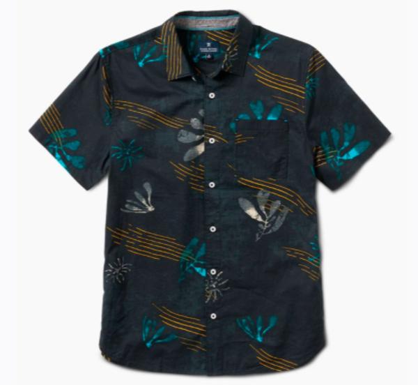 Roark Revival Bull Bay Button Up Shirt