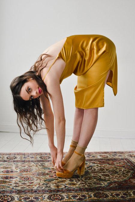 Aurora Vestita Nicolina Slip Dress - 24 Carat