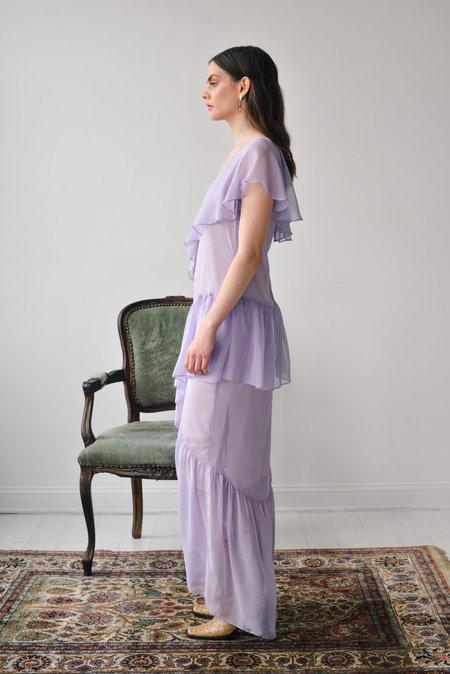 Ludavica Dress - Lilac