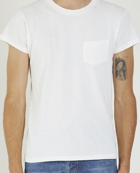Levi's Vintage Clothing 1950'S SPORTSWEAR TEE - WHITE
