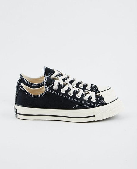 UNISEX Converse CHUCK TAYLOR ALL STAR '70 LOW TOP SNEAKER - BLACK