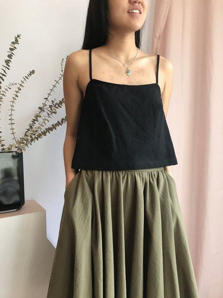 Amanda Moss Val Cami - Noir