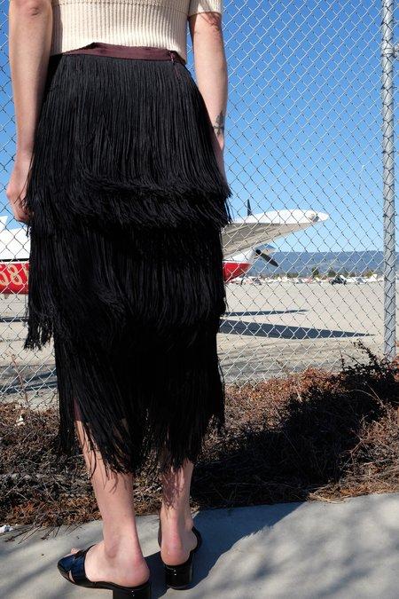 Rachel Comey Gyre Skirt in Black
