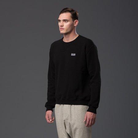 AGOLDE A$AP Ferg P.S. 90 Pullover Sweatshirt - Black