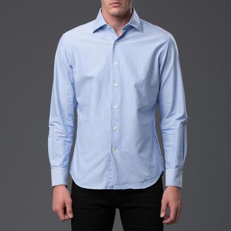 Freemans Sporting Club Blue Hopkins Oxford Shirt