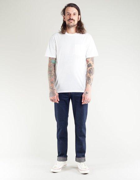 Neuw Serge Straight Jean - Japanese Rinse