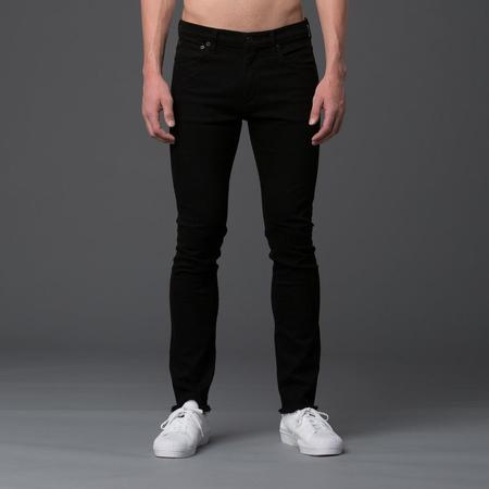 Agolde Splinter Super Skinny Jean - Black
