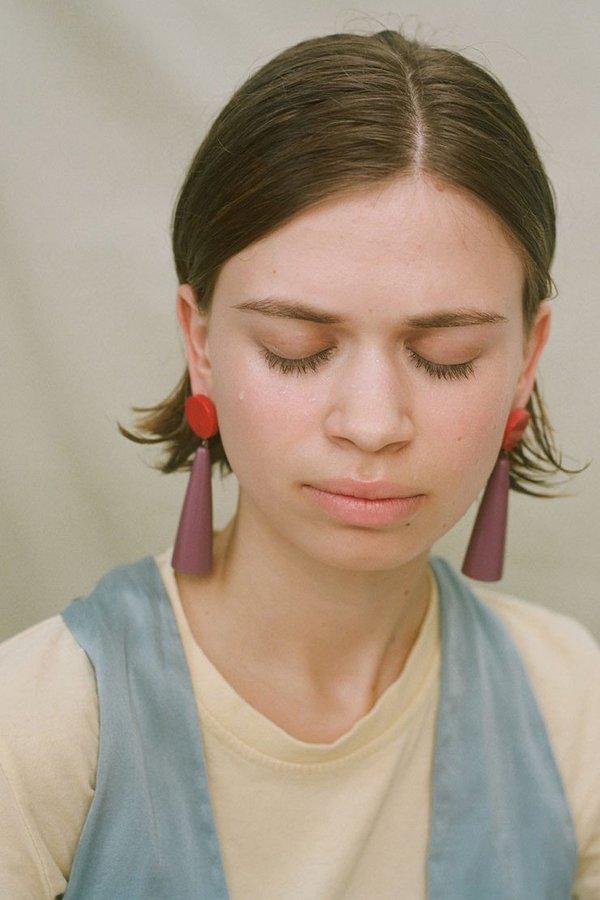 Paloma Wool Viola Earring - Purple