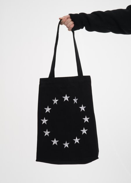 Études Europa October Tote Bag - Black