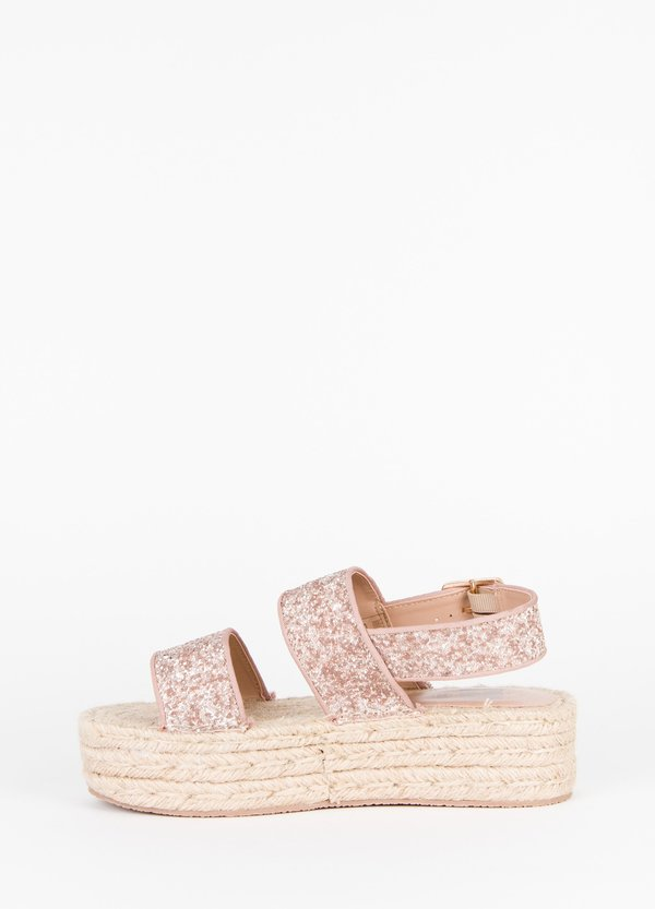 Clementines Bibi Lou Talla Sandal - Pink