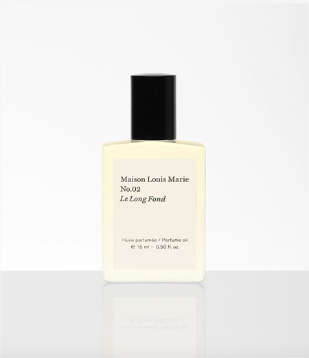 Maison Louis Marie No. 2 Le Long Frond Perfume Oil