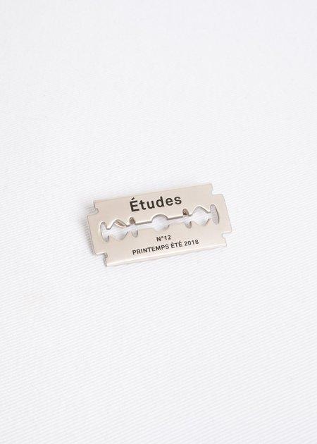 Études Blade Pin - Silver
