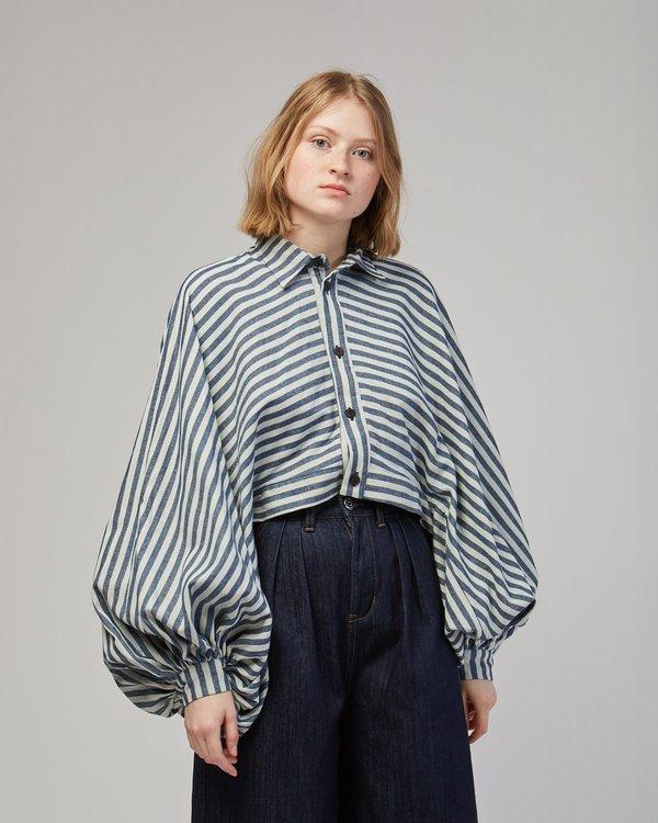 Unisex 69 Poet's Shirt Jacket