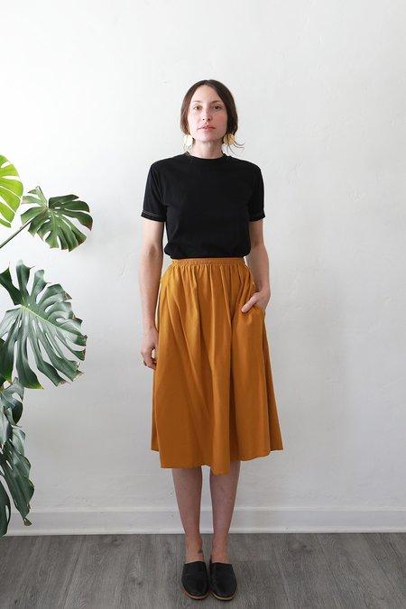 Me & Arrow Skirt - Gold