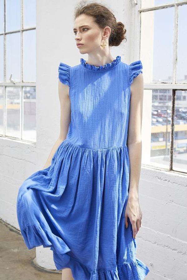 Atelier Delphine Holliday Dress - Cream