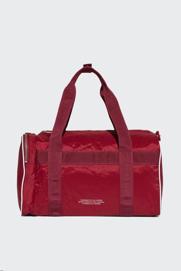 Adidas Originals Medium Duffle Bag - Burgundy