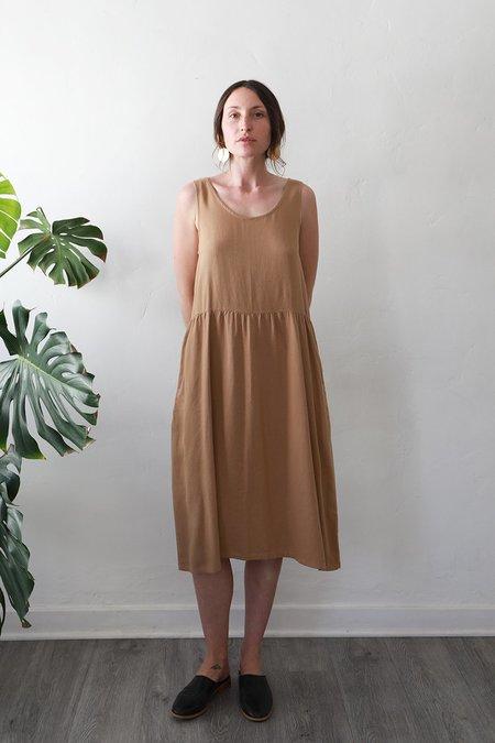 Me & Arrow Tent Dress - Hazelnuts