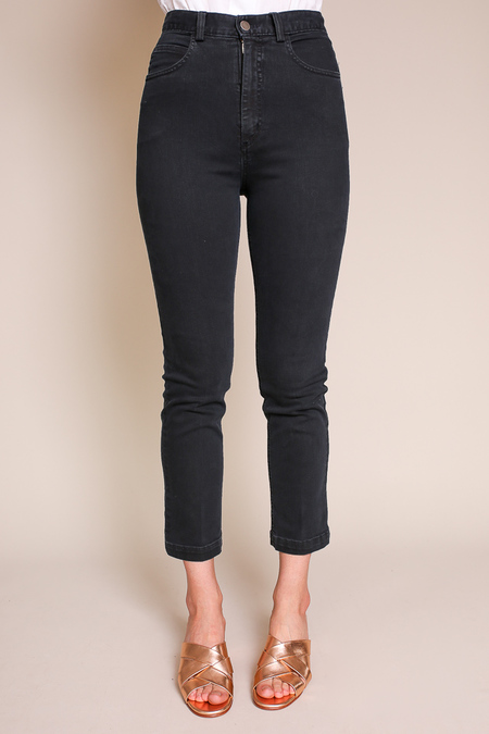 Rachel Comey Bismark Pant - Black Wash