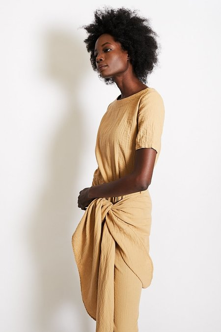 Atelier Delphine Lake Dress - Dune