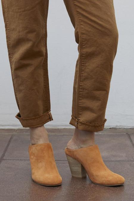 Humanoid Shoes Scott Mule