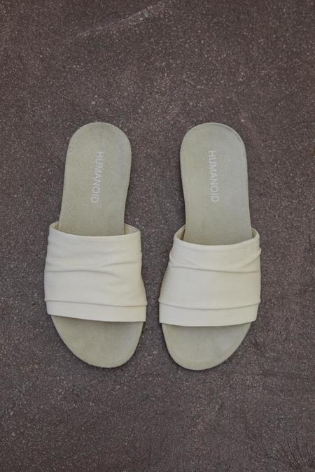 Humanoid Shoes Soy Slides