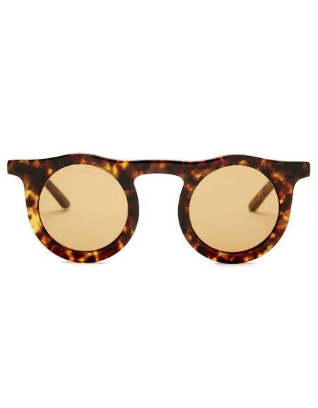 Carla Colour Lind Sunglasses - Hawksbill