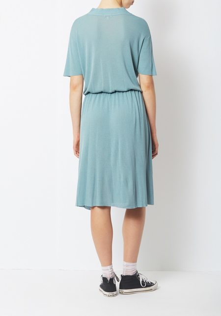 Demy Lee Enzo Dress - Dusty Blue