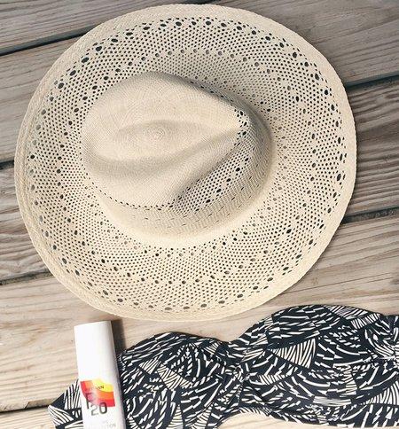 G.Viteri Malibu hat - Natural