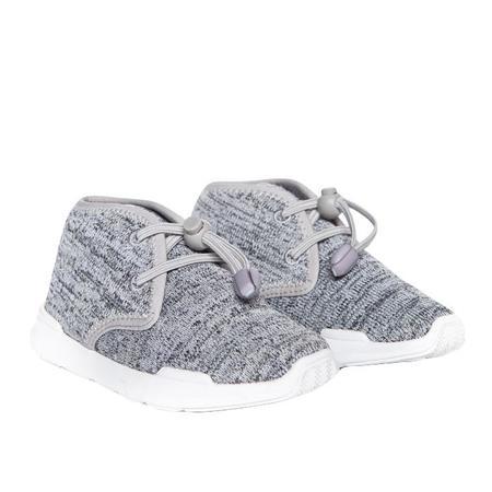 Kids AKID Remington - Knit Light Grey