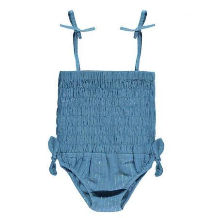 April Showers Brigitte Swimsuit - Lavender