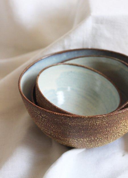 KATI VON LEHMAN KVL Agate Nesting Bowls - natural