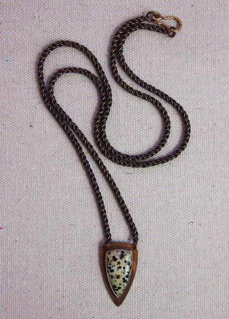 Laurel Hill Solo Necklace
