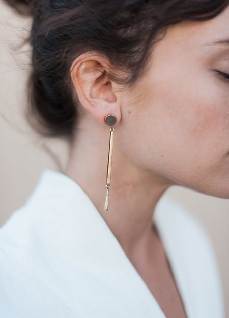 Mikinora Stick Earrings