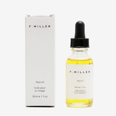 F . Miller Face Oil - 1oz