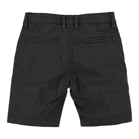 Kids Finger In The Nose Allen Chino Fit Bermuda Shorts - Terra