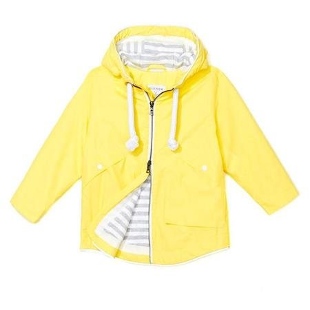Kids Trout Rainwear Minnow Rain Jacket - Yellow