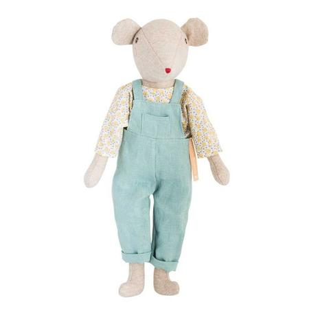 KIDS Moulin Roty La Famille Mirabelle Chicore Mouse Doll