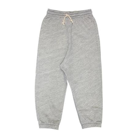 Kids Nico Nico Abbot Terry Jogger - Heather Grey
