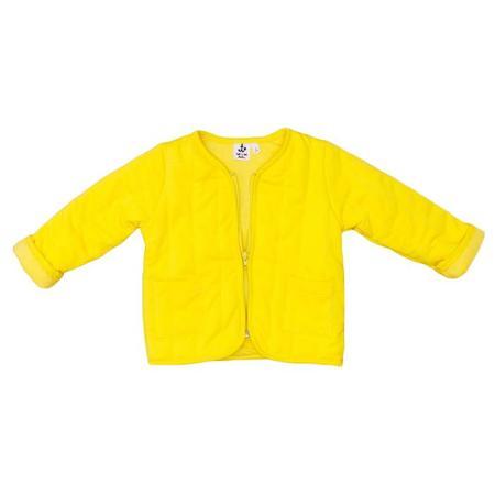 KIDS Noe & Zoe Short Jacket - Yellow