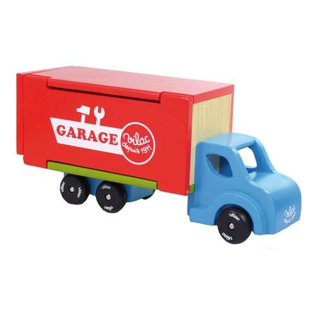 Kids Vilac Fold Out Garage Truck