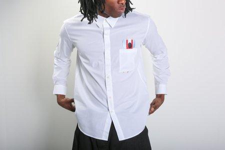 Henrik Vibskov Pillow Shirt - White