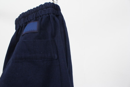 Document Cotton Pajama Pants - Indigo