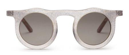 Carla Colour Lind Sunglasses - Diamond + Mist