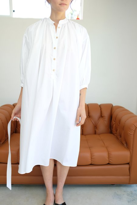 Beklina Tondo Dress - White