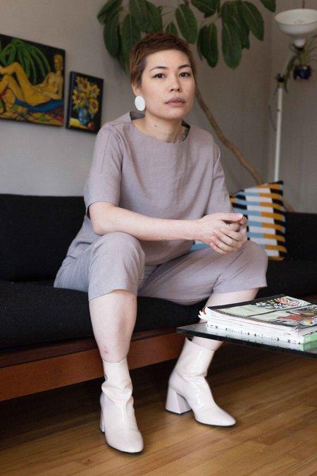 Valérie Dumaine Nomis Pants - Sand