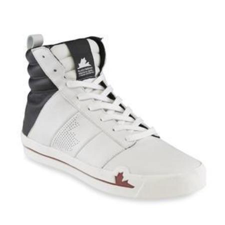 Pajar Manhattan Sneakers - White