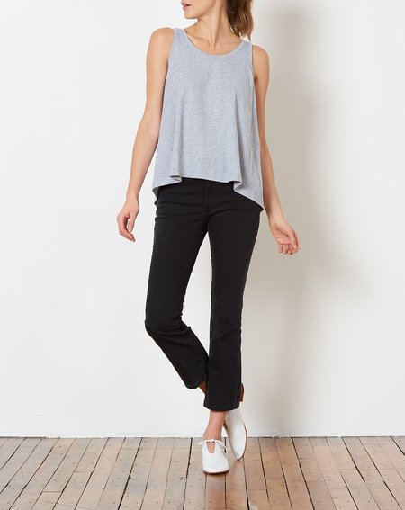 Demy Lee Yvonne Tank - Light Heather Grey