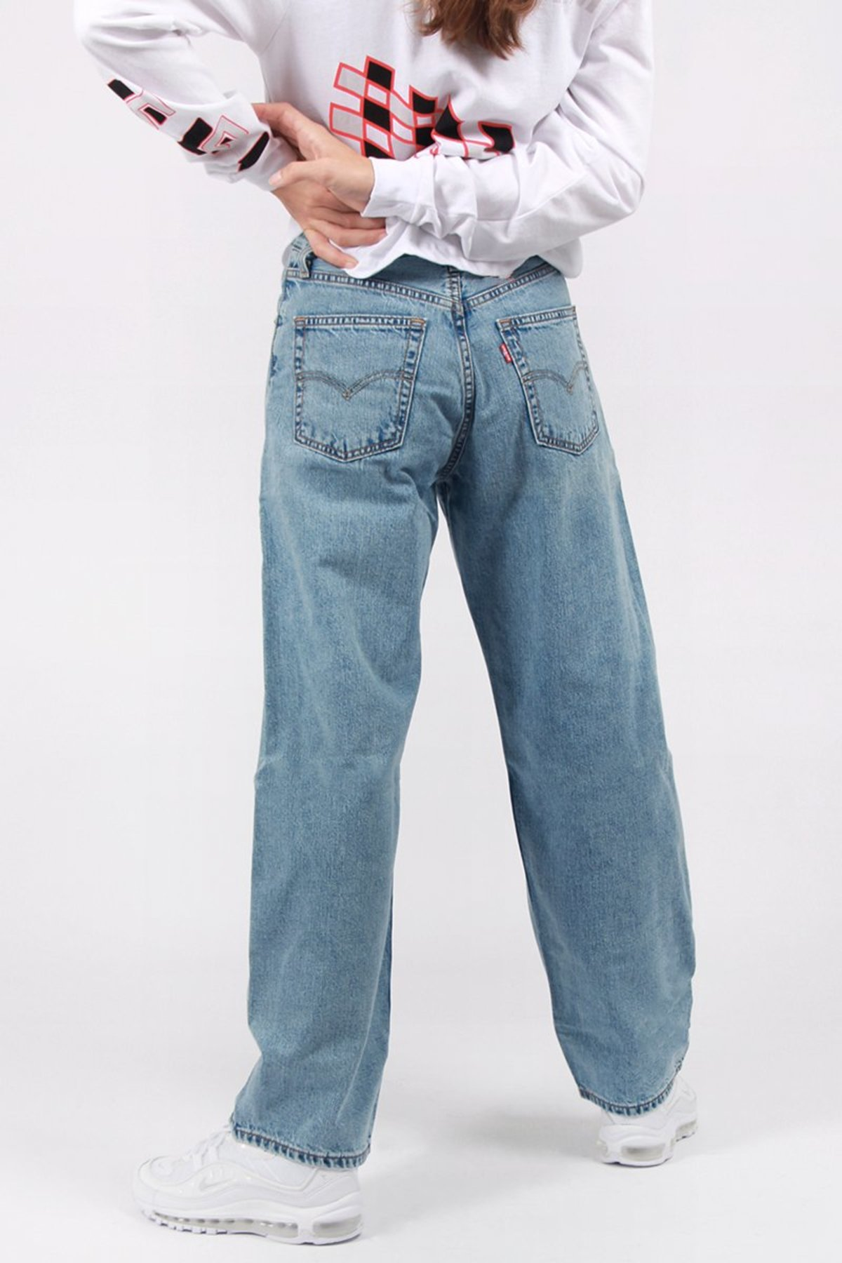 3d583bf1 Levis Big Baggy Jeans - Real World   Garmentory